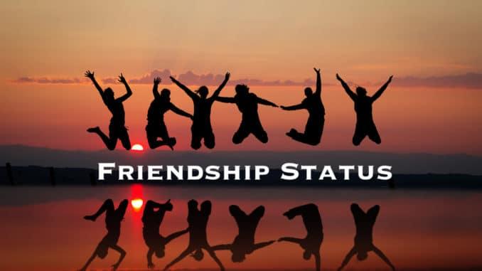 Funny Friendship Status