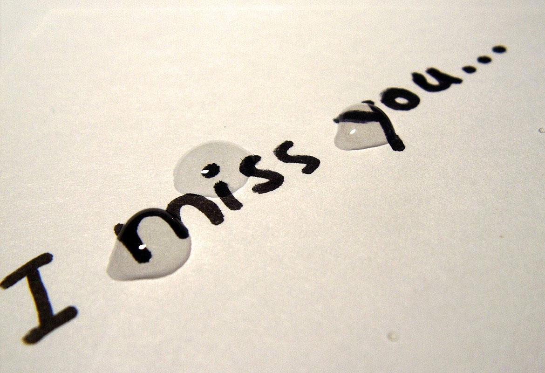 Miss u Status