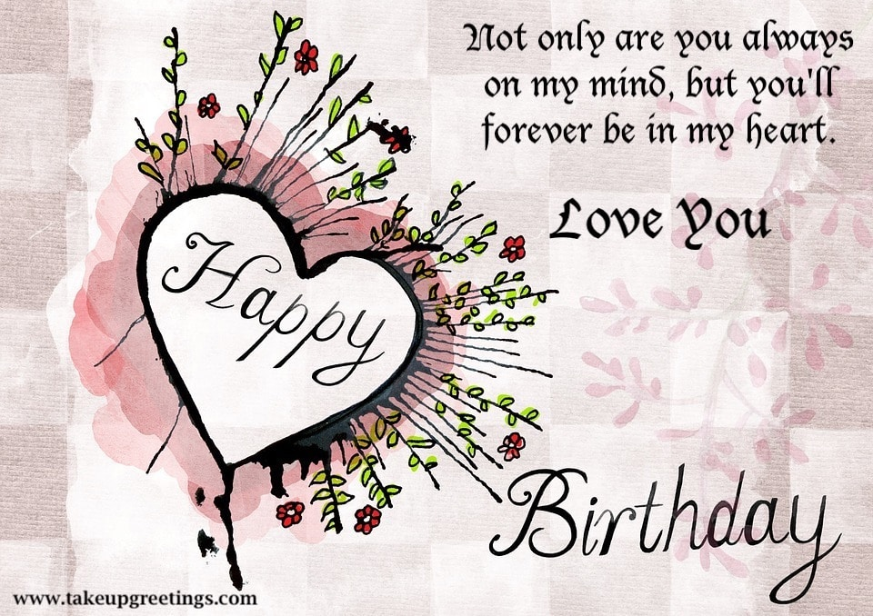 top 100 romantic happy birthday wishes  messages for husband
