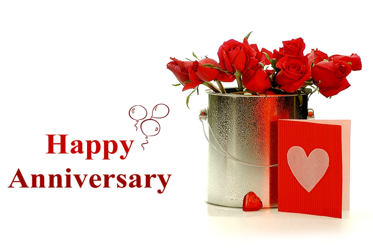 Marriage Anniversary Wishes to Friend | Marriage ...