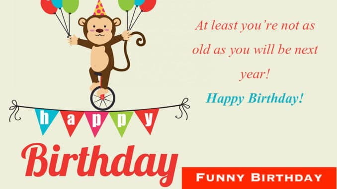 Best 50 Funny Birthday Status For Best Friend And Birthday Wishes