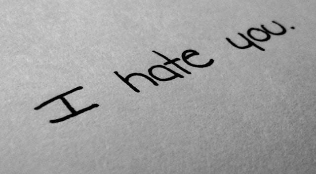 Hate Status
