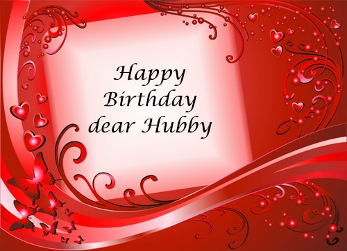 Birthday Messages for Husband